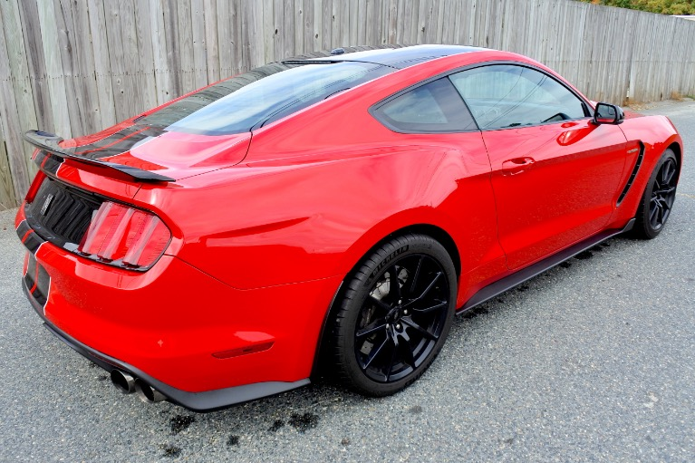 Used 2016 Ford Mustang Shelby GT350 Fastback Used 2016 Ford Mustang Shelby GT350 Fastback for sale  at Metro West Motorcars LLC in Shrewsbury MA 5