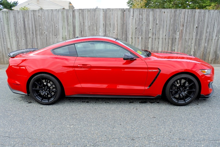 Used 2016 Ford Mustang Shelby GT350 Fastback Used 2016 Ford Mustang Shelby GT350 Fastback for sale  at Metro West Motorcars LLC in Shrewsbury MA 6
