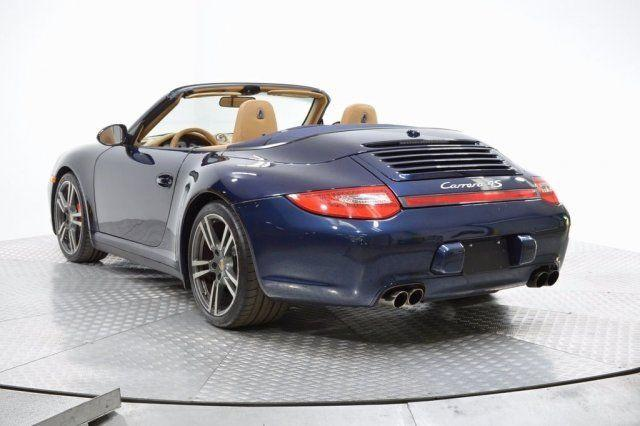 Used 2012 Porsche 911 2dr Cabriolet Carrera 4S Used 2012 Porsche 911 2dr Cabriolet Carrera 4S for sale  at Metro West Motorcars LLC in Shrewsbury MA 3