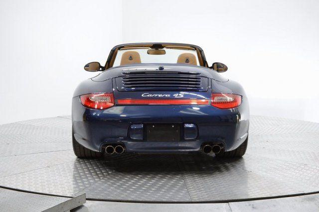 Used 2012 Porsche 911 2dr Cabriolet Carrera 4S Used 2012 Porsche 911 2dr Cabriolet Carrera 4S for sale  at Metro West Motorcars LLC in Shrewsbury MA 4
