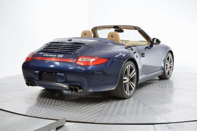 Used 2012 Porsche 911 2dr Cabriolet Carrera 4S Used 2012 Porsche 911 2dr Cabriolet Carrera 4S for sale  at Metro West Motorcars LLC in Shrewsbury MA 5