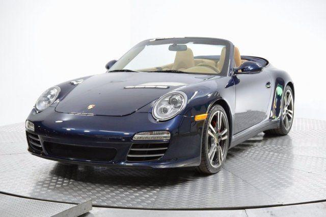 Used 2012 Porsche 911 2dr Cabriolet Carrera 4S Used 2012 Porsche 911 2dr Cabriolet Carrera 4S for sale  at Metro West Motorcars LLC in Shrewsbury MA 1