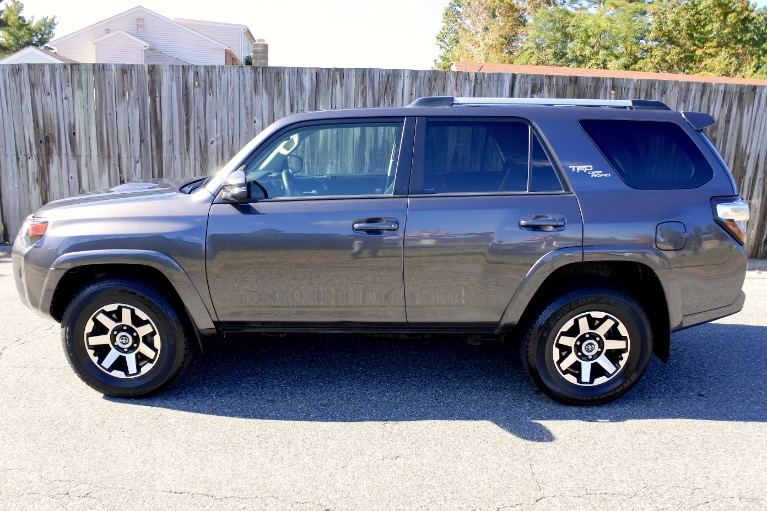 Used 2018 Toyota 4runner TRD Off Road Premium 4WD (Natl) Used 2018 Toyota 4runner TRD Off Road Premium 4WD (Natl) for sale  at Metro West Motorcars LLC in Shrewsbury MA 2
