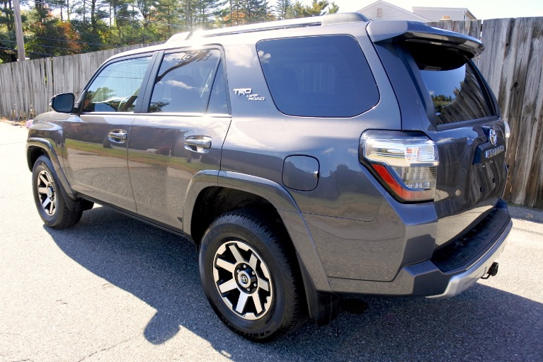 Used 2018 Toyota 4runner TRD Off Road Premium 4WD (Natl) Used 2018 Toyota 4runner TRD Off Road Premium 4WD (Natl) for sale  at Metro West Motorcars LLC in Shrewsbury MA 3
