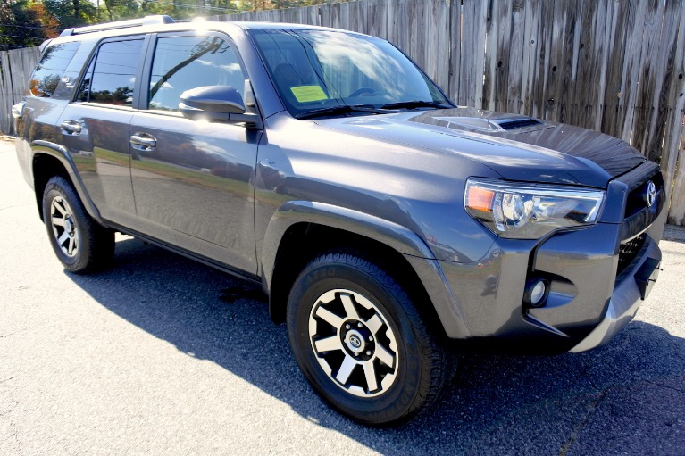 Used 2018 Toyota 4runner TRD Off Road Premium 4WD (Natl) Used 2018 Toyota 4runner TRD Off Road Premium 4WD (Natl) for sale  at Metro West Motorcars LLC in Shrewsbury MA 7