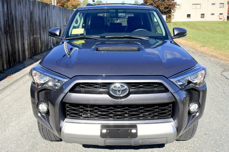 Used 2018 Toyota 4runner TRD Off Road Premium 4WD (Natl) Used 2018 Toyota 4runner TRD Off Road Premium 4WD (Natl) for sale  at Metro West Motorcars LLC in Shrewsbury MA 8