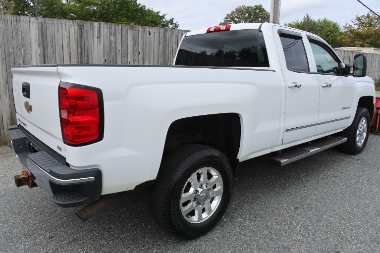Used 2015 Chevrolet Silverado 2500hd 4WD Double Cab 144.2' LTZ Used 2015 Chevrolet Silverado 2500hd 4WD Double Cab 144.2' LTZ for sale  at Metro West Motorcars LLC in Shrewsbury MA 6