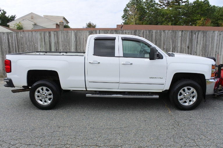 Used 2015 Chevrolet Silverado 2500hd 4WD Double Cab 144.2' LTZ Used 2015 Chevrolet Silverado 2500hd 4WD Double Cab 144.2' LTZ for sale  at Metro West Motorcars LLC in Shrewsbury MA 7