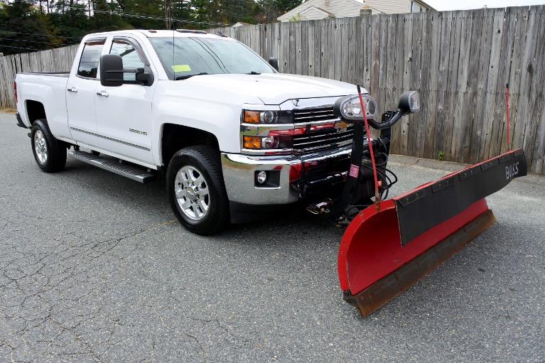 Used 2015 Chevrolet Silverado 2500hd 4WD Double Cab 144.2' LTZ Used 2015 Chevrolet Silverado 2500hd 4WD Double Cab 144.2' LTZ for sale  at Metro West Motorcars LLC in Shrewsbury MA 9