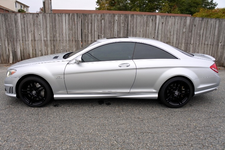 Used 2009 Mercedes-Benz Cl-class 65 AMG 6.0L V12 Biturbo Used 2009 Mercedes-Benz Cl-class 65 AMG 6.0L V12 Biturbo for sale  at Metro West Motorcars LLC in Shrewsbury MA 2
