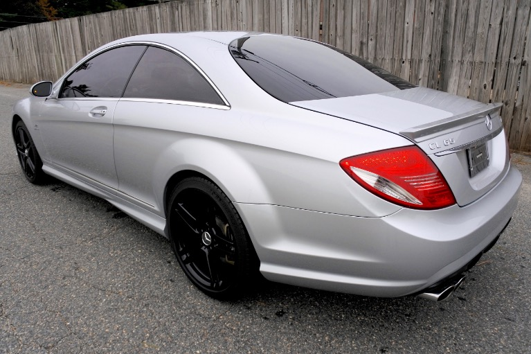Used 2009 Mercedes-Benz Cl-class 65 AMG 6.0L V12 Biturbo Used 2009 Mercedes-Benz Cl-class 65 AMG 6.0L V12 Biturbo for sale  at Metro West Motorcars LLC in Shrewsbury MA 3