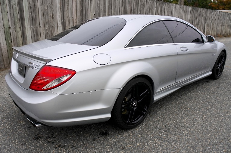 Used 2009 Mercedes-Benz Cl-class 65 AMG 6.0L V12 Biturbo Used 2009 Mercedes-Benz Cl-class 65 AMG 6.0L V12 Biturbo for sale  at Metro West Motorcars LLC in Shrewsbury MA 5