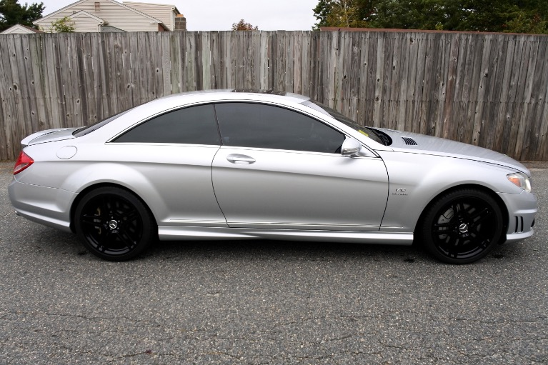 Used 2009 Mercedes-Benz Cl-class 65 AMG 6.0L V12 Biturbo Used 2009 Mercedes-Benz Cl-class 65 AMG 6.0L V12 Biturbo for sale  at Metro West Motorcars LLC in Shrewsbury MA 6