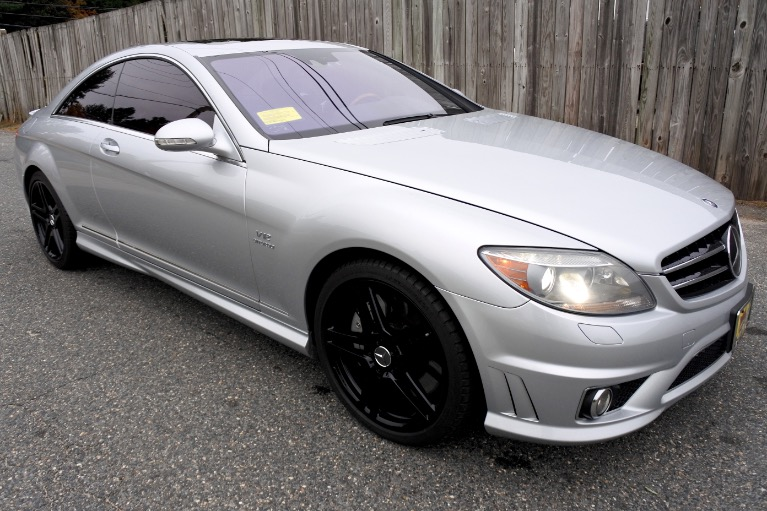 Used 2009 Mercedes-Benz Cl-class 65 AMG 6.0L V12 Biturbo Used 2009 Mercedes-Benz Cl-class 65 AMG 6.0L V12 Biturbo for sale  at Metro West Motorcars LLC in Shrewsbury MA 7