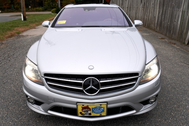 Used 2009 Mercedes-Benz Cl-class 65 AMG 6.0L V12 Biturbo Used 2009 Mercedes-Benz Cl-class 65 AMG 6.0L V12 Biturbo for sale  at Metro West Motorcars LLC in Shrewsbury MA 8