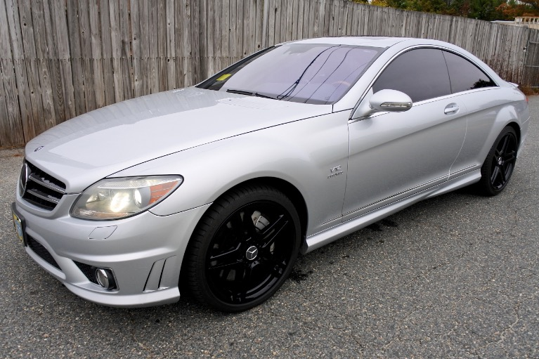 Used Used 2009 Mercedes-Benz Cl65 AMG V12 Biturbo for sale $29,800 at Metro West Motorcars LLC in Shrewsbury MA