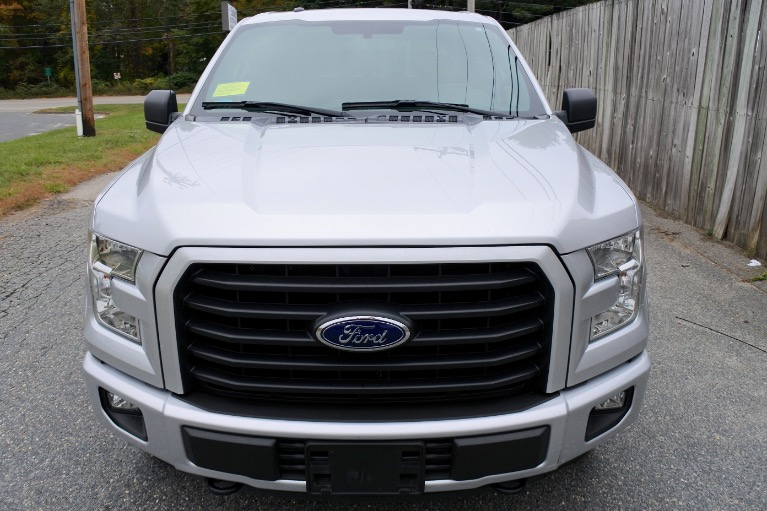 Used 2015 Ford F-150 4WD SuperCrew 145' XLT Used 2015 Ford F-150 4WD SuperCrew 145' XLT for sale  at Metro West Motorcars LLC in Shrewsbury MA 8