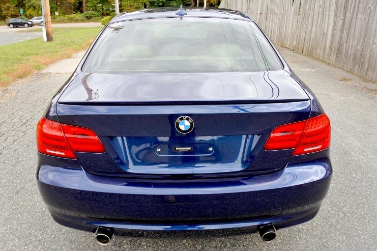Used 2013 BMW 3 Series 335i xDrive Coupe AWD Used 2013 BMW 3 Series 335i xDrive Coupe AWD for sale  at Metro West Motorcars LLC in Shrewsbury MA 4