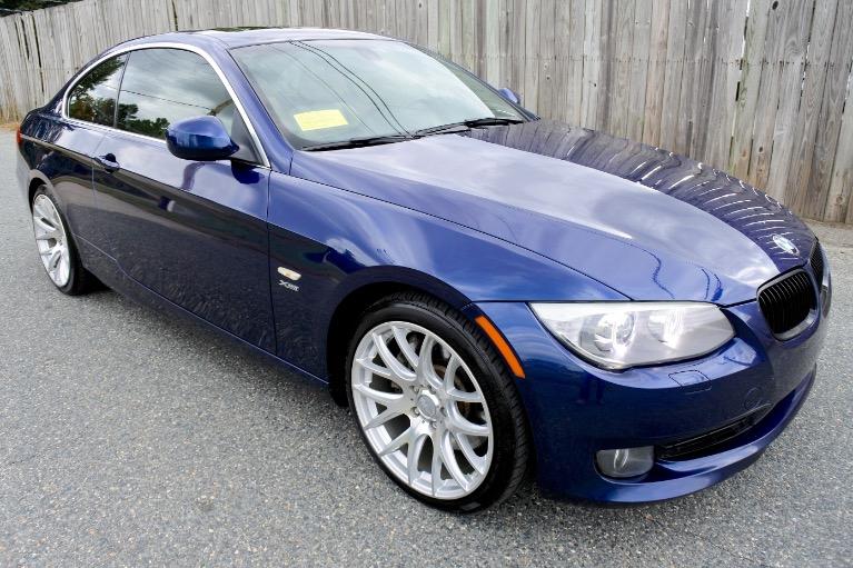 Used 2013 BMW 3 Series 335i xDrive Coupe AWD Used 2013 BMW 3 Series 335i xDrive Coupe AWD for sale  at Metro West Motorcars LLC in Shrewsbury MA 7