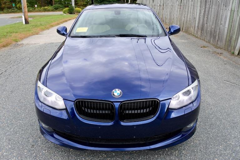 Used 2013 BMW 3 Series 335i xDrive Coupe AWD Used 2013 BMW 3 Series 335i xDrive Coupe AWD for sale  at Metro West Motorcars LLC in Shrewsbury MA 8