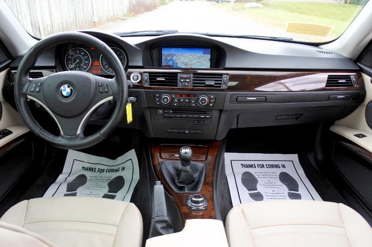 Used 2013 BMW 3 Series 335i xDrive Coupe AWD Used 2013 BMW 3 Series 335i xDrive Coupe AWD for sale  at Metro West Motorcars LLC in Shrewsbury MA 9
