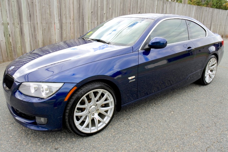 Used Used 2013 BMW 3 Series 335i xDrive Coupe AWD for sale $13,800 at Metro West Motorcars LLC in Shrewsbury MA