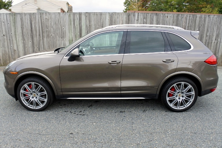 Used 2013 Porsche Cayenne Turbo AWD Used 2013 Porsche Cayenne Turbo AWD for sale  at Metro West Motorcars LLC in Shrewsbury MA 2