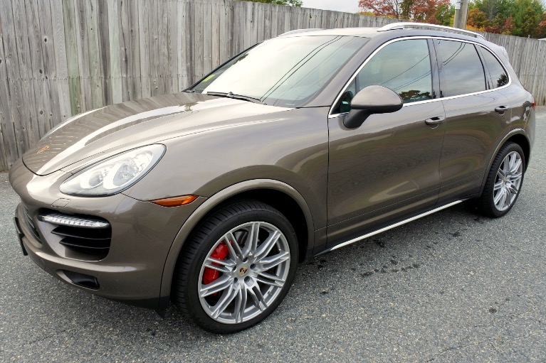 Used Used 2013 Porsche Cayenne Turbo AWD for sale $29,800 at Metro West Motorcars LLC in Shrewsbury MA