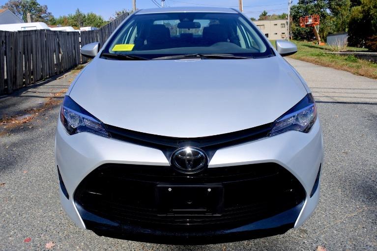 Used 2019 Toyota Corolla LE Used 2019 Toyota Corolla LE for sale  at Metro West Motorcars LLC in Shrewsbury MA 8