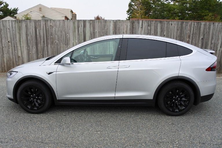Used 2018 Tesla Model x 100D AWD Used 2018 Tesla Model x 100D AWD for sale  at Metro West Motorcars LLC in Shrewsbury MA 2
