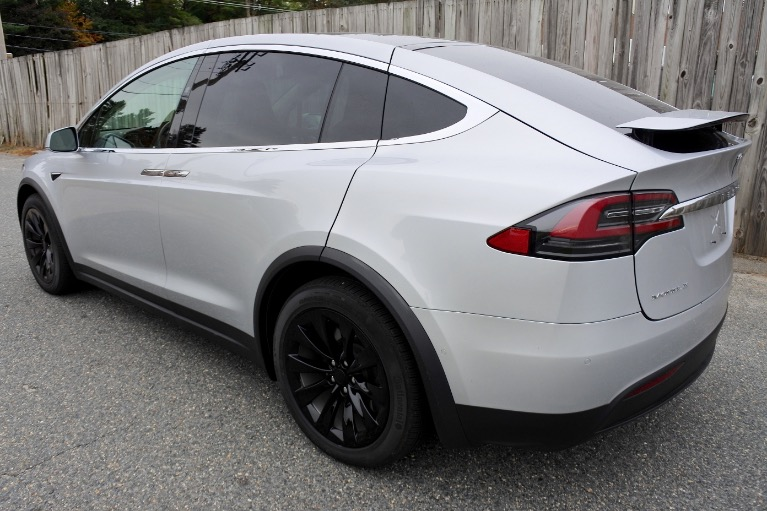 Used 2018 Tesla Model x 100D AWD Used 2018 Tesla Model x 100D AWD for sale  at Metro West Motorcars LLC in Shrewsbury MA 3
