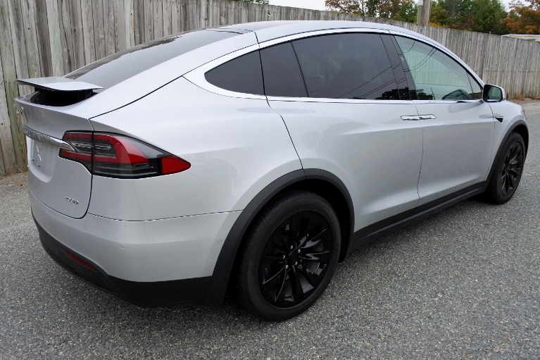 Used 2018 Tesla Model x 100D AWD Used 2018 Tesla Model x 100D AWD for sale  at Metro West Motorcars LLC in Shrewsbury MA 5