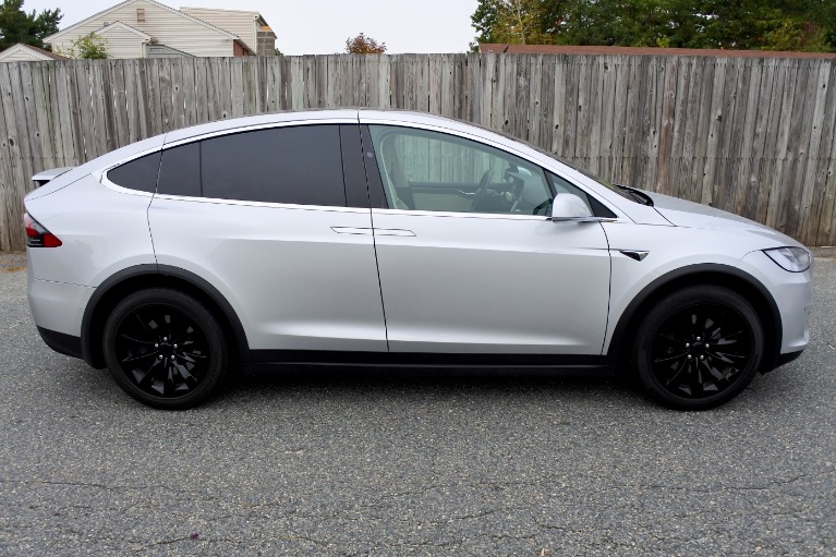 Used 2018 Tesla Model x 100D AWD Used 2018 Tesla Model x 100D AWD for sale  at Metro West Motorcars LLC in Shrewsbury MA 6