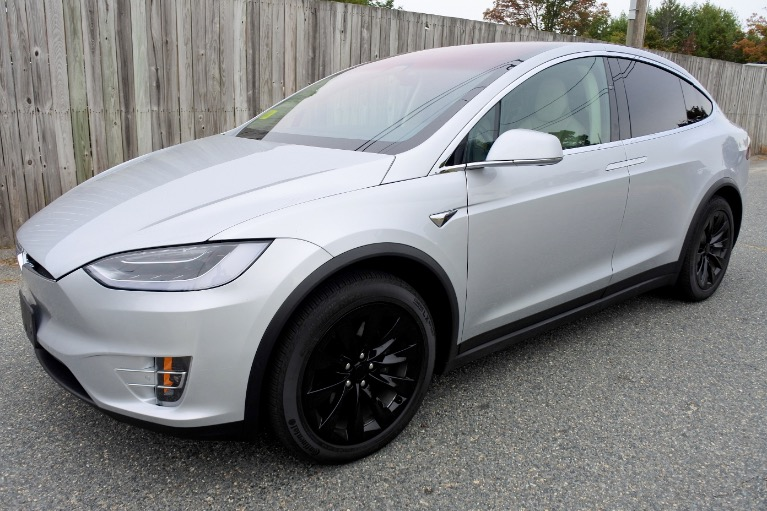Used 2018 Tesla Model x 100D AWD Used 2018 Tesla Model x 100D AWD for sale  at Metro West Motorcars LLC in Shrewsbury MA 1