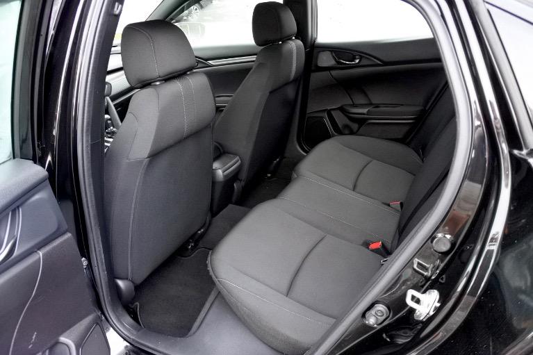 Used 2017 Honda Civic Hatchback Sport CVT Used 2017 Honda Civic Hatchback Sport CVT for sale  at Metro West Motorcars LLC in Shrewsbury MA 16