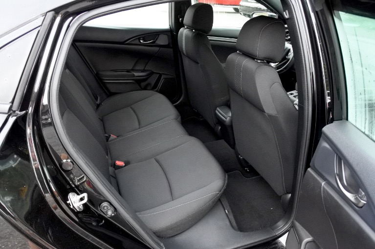 Used 2017 Honda Civic Hatchback Sport CVT Used 2017 Honda Civic Hatchback Sport CVT for sale  at Metro West Motorcars LLC in Shrewsbury MA 20