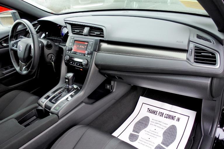 Used 2017 Honda Civic Hatchback Sport CVT Used 2017 Honda Civic Hatchback Sport CVT for sale  at Metro West Motorcars LLC in Shrewsbury MA 22