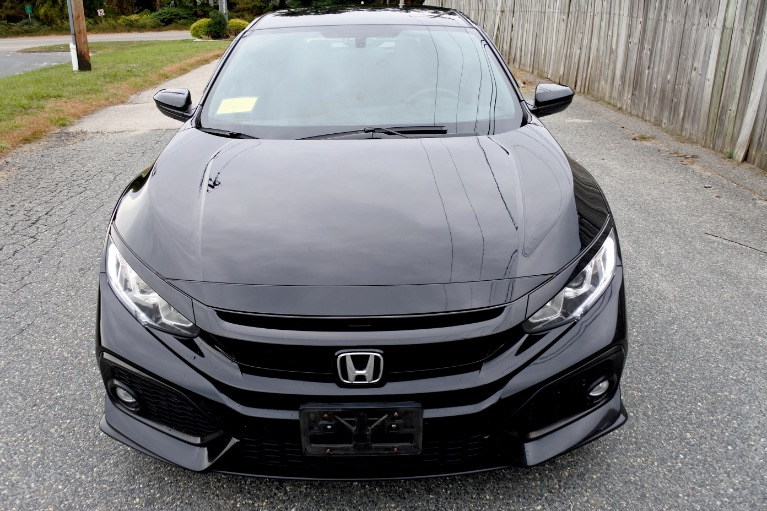 Used 2017 Honda Civic Hatchback Sport CVT Used 2017 Honda Civic Hatchback Sport CVT for sale  at Metro West Motorcars LLC in Shrewsbury MA 8
