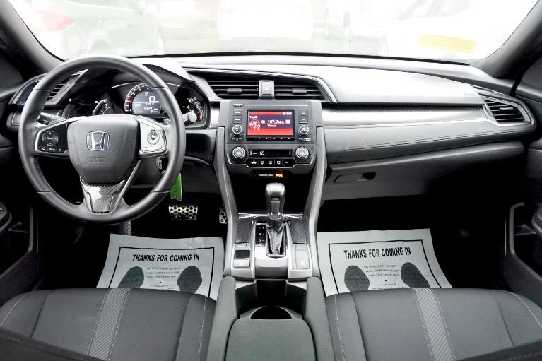 Used 2017 Honda Civic Hatchback Sport CVT Used 2017 Honda Civic Hatchback Sport CVT for sale  at Metro West Motorcars LLC in Shrewsbury MA 9