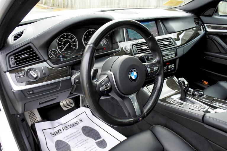 Used 2016 BMW 5 Series 550i xDrive M Sport AWD Used 2016 BMW 5 Series 550i xDrive M Sport AWD for sale  at Metro West Motorcars LLC in Shrewsbury MA 12