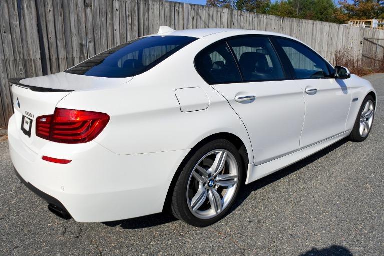 Used 2016 BMW 5 Series 550i xDrive M Sport AWD Used 2016 BMW 5 Series 550i xDrive M Sport AWD for sale  at Metro West Motorcars LLC in Shrewsbury MA 5