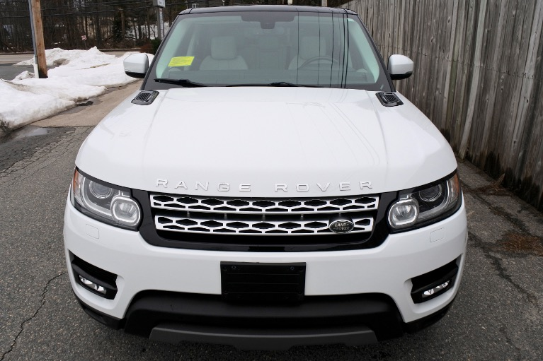 Used 2014 Land Rover Range Rover Sport SE Used 2014 Land Rover Range Rover Sport SE for sale  at Metro West Motorcars LLC in Shrewsbury MA 8