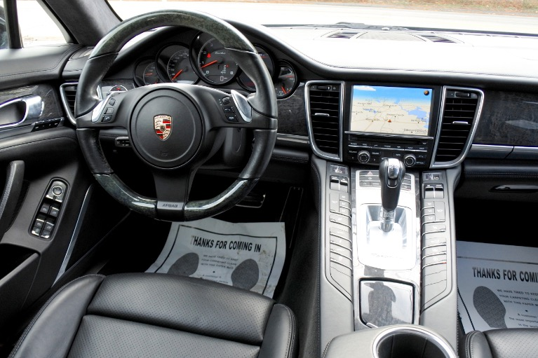 Used 2010 Porsche Panamera Turbo AWD Used 2010 Porsche Panamera Turbo AWD for sale  at Metro West Motorcars LLC in Shrewsbury MA 10