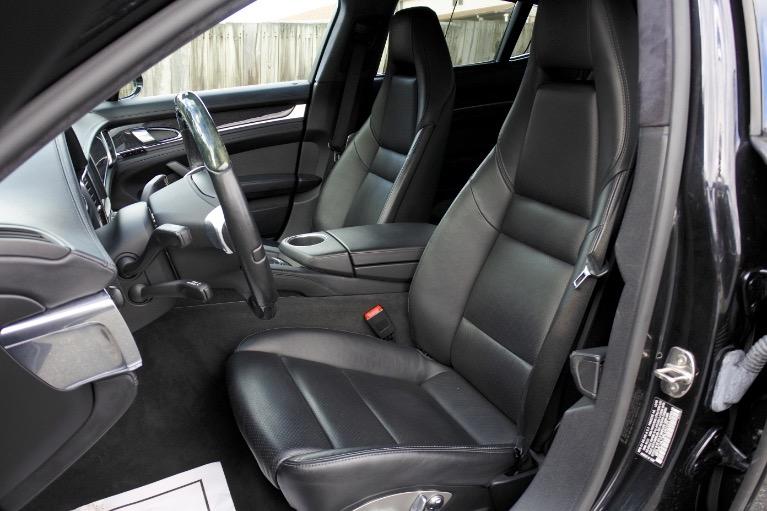 Used 2010 Porsche Panamera Turbo AWD Used 2010 Porsche Panamera Turbo AWD for sale  at Metro West Motorcars LLC in Shrewsbury MA 14