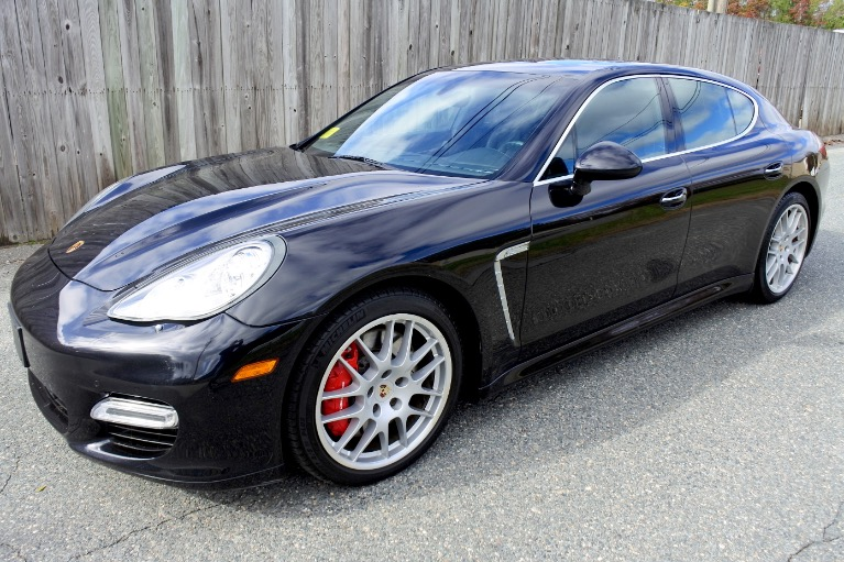 Used Used 2010 Porsche Panamera Turbo AWD for sale $28,800 at Metro West Motorcars LLC in Shrewsbury MA