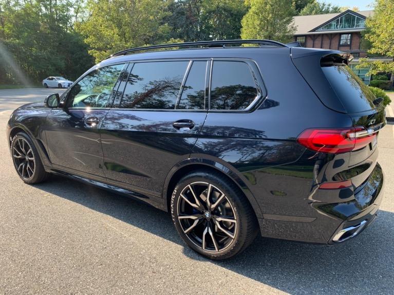 Used 2020 BMW X7 xDrive40i AWD Used 2020 BMW X7 xDrive40i AWD for sale  at Metro West Motorcars LLC in Shrewsbury MA 3