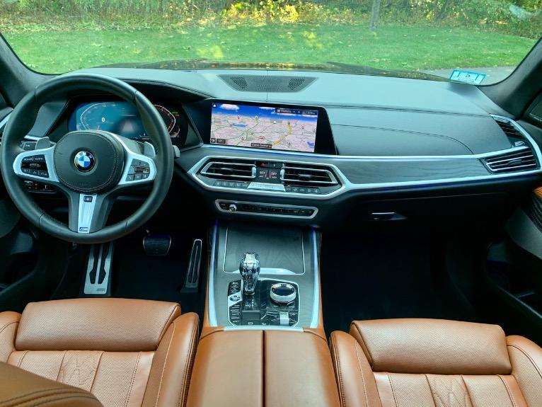 Used 2020 BMW X7 xDrive40i AWD Used 2020 BMW X7 xDrive40i AWD for sale  at Metro West Motorcars LLC in Shrewsbury MA 7