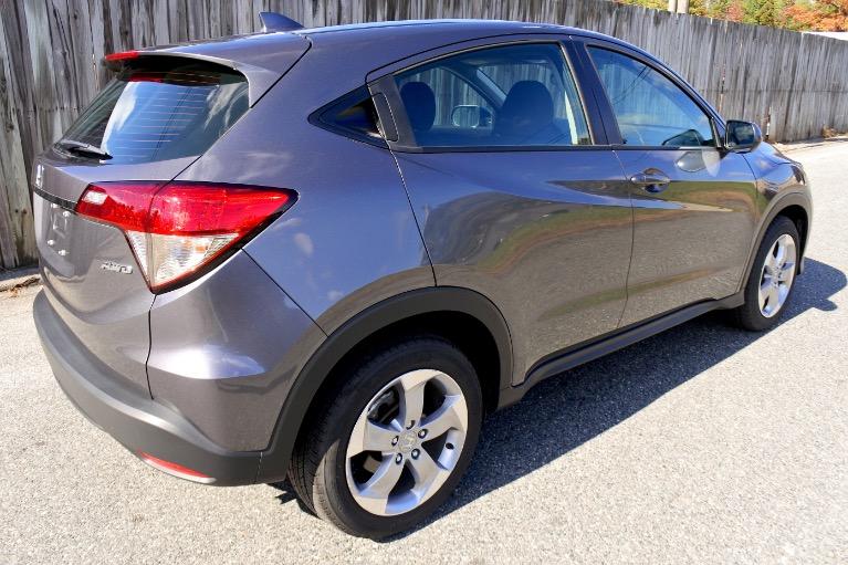 Used 2019 Honda Hr-v LX AWD CVT Used 2019 Honda Hr-v LX AWD CVT for sale  at Metro West Motorcars LLC in Shrewsbury MA 5
