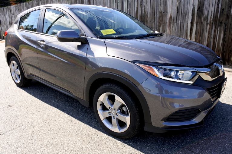 Used 2019 Honda Hr-v LX AWD CVT Used 2019 Honda Hr-v LX AWD CVT for sale  at Metro West Motorcars LLC in Shrewsbury MA 7