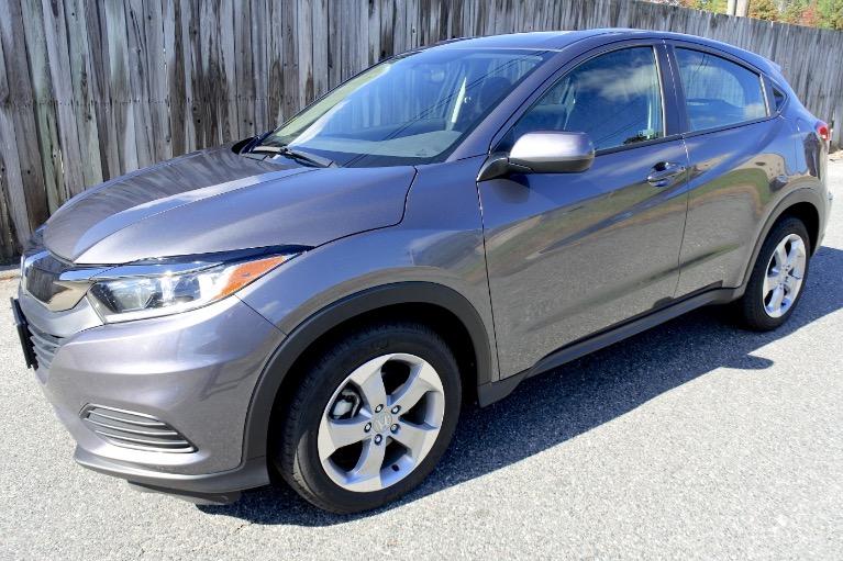 Used 2019 Honda Hr-v LX AWD CVT Used 2019 Honda Hr-v LX AWD CVT for sale  at Metro West Motorcars LLC in Shrewsbury MA 1